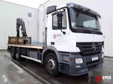 Camion Mercedes Actros 2636 plateau occasion