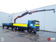 MAN 26.364 truck used flatbed