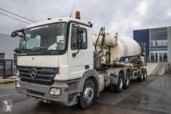 Camion Mercedes Actros 2641 béton toupie / Malaxeur occasion