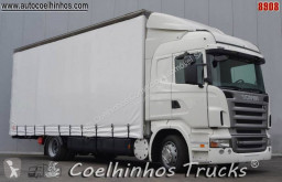 Scania R 380 truck used tautliner