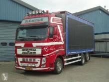 Camion rideaux coulissants (plsc) Volvo FH460 6x2 Schuifzeilen Hefdak Kippentransport Liftas en Stuuras Euro 5