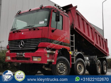 Mercedes three-way side tipper truck Actros 4140