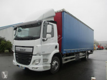 DAF CF85 FA 330 truck used tautliner