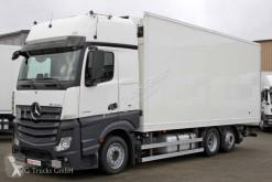 Camion Mercedes Actros 2548 L Kunsttransporter Kühlkoffer LBW furgone usato