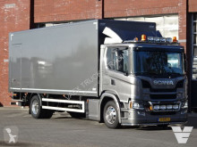 Camion Scania G 280 fourgon occasion