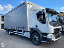 Kamión plachtový náves Volvo FL 250-18