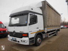 Camion Mercedes Atego 1217 obloane laterale suple culisante (plsc) second-hand