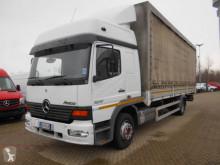 Mercedes Atego 1217 truck used tautliner