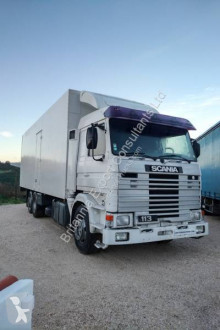 Scania R 113R380 truck used insulated