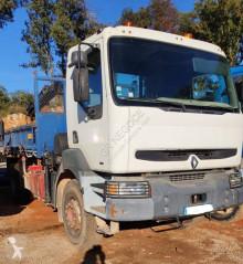 Camion Renault Kerax 300 platformă si obloane second-hand