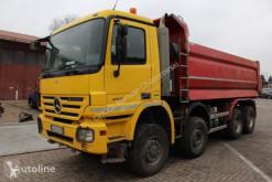Kamion MERCEDES-BENZ Actros 4141K 8x6 korba použitý