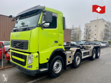 Camion benne Volvo fh460 8x4
