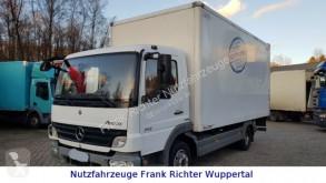 Kamión dodávka Mercedes 713 Koffer mit Ladebordwand, Guter Zustand !