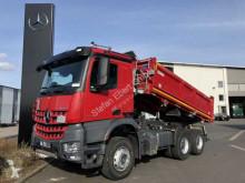 Mercedes three-way side tipper truck Arocs 2645 K 6x4 Dautel Kipper Bordmatik