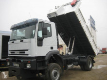 Iveco Trakker 190E31W truck used half-pipe tipper
