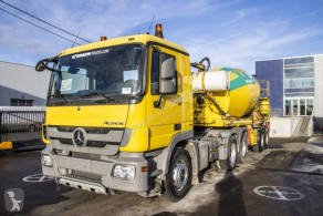 Camion béton toupie / Malaxeur Mercedes Actros 2641