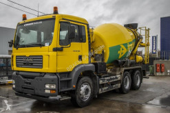Lastbil betong blandare MAN TGA 26.360