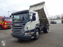 Camion benă trilaterala Scania P320 3*Seitenkipper