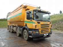 P 380 ALIMENTS DU BETAILS truck used food tanker