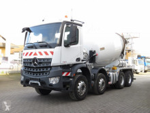 Camion béton toupie / Malaxeur Mercedes Arocs 3236 8x4 Betonmischer Putzmeister, Schalter
