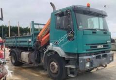 Iveco hátra és két oldalra billenő kocsi teherautó Cursor 260 E 31