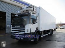 Vrachtwagen Scania P094GB6X2NA260 tweedehands koelwagen multi temperatuur