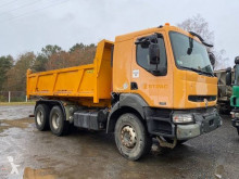Camion benne TP Renault Kerax 420 DCI