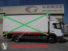 Mercedes chassis truck Atego 1218