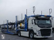 Camião Volvo FM 460/ACC/EURO LOHR/ROLFO/9 CARS/AUTOTRANSPORTE porta carros usado