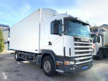 Camion Scania 113 furgone usato