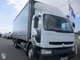Camión Renault Premium 420.26 lonas deslizantes (PLFD) usado