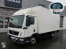 MAN TGL 8.190 4X2 BL Koffer LBW Klima truck used box