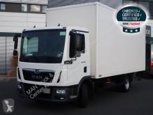 MAN TGL 8.190 4X2 BL E6 Koffer Klima LBW gebrauchter Kastenwagen