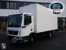 Camion furgon MAN TGL 8.190 4X2 BL, Koffer, LBW