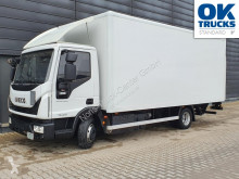 Camion Iveco Eurocargo ML75E21/PEVI_C / Koffer / LBW / manual fourgon occasion