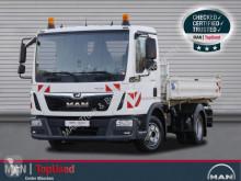 Camión volquete trilateral MAN TGL 8.190 4X2 BB, Meiller Dreiseitenkipper