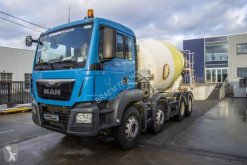 MAN TGS truck used concrete mixer