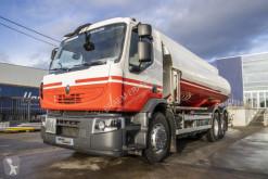 Kamion Renault Premium Lander 380 DXI cisterna uhlovodíková paliva použitý
