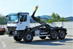 Mercedes Actros 3336 truck used hook arm system