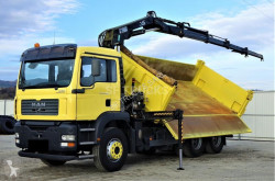 MAN two-way side tipper truck TGA 28.350