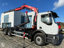 Renault Premium 320 truck used hook lift