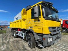 Mercedes two-way side tipper truck Actros 2641
