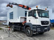 MAN two-way side tipper truck TGS 18.360
