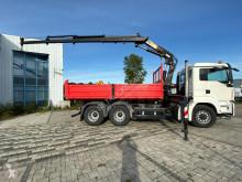 Caminhões MAN TGA 26.440 basculante usado