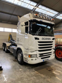Scania hook arm system truck R 490