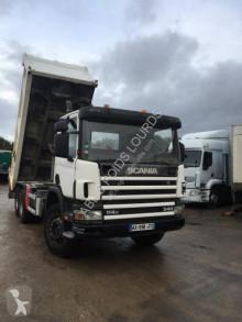 Ciężarówka wywrotka dwustronny wyładunek Scania C 114C340