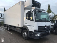 Mercedes multi temperature refrigerated truck Atego 1524 L