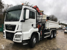 MAN two-way side tipper truck TGS 26.430