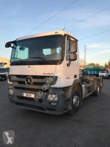 Mercedes billenőplató teherautó Actros 2548