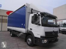 Mercedes tautliner truck Atego 1523